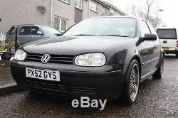 Volkswagen Golf MK4 GT TDI 130