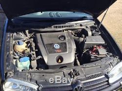 Volkswagen Golf MK4 GT TDI Air ride Air suspension TT dash BBS