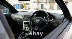 Volkswagen Golf MK4 Nardo Grey Modified Show Car TDI on AirLift Air Suspension
