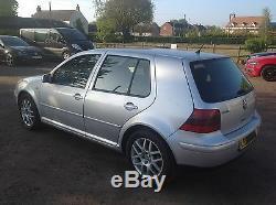 Volkswagen Golf MK 4 1.9tdi 150 bhp