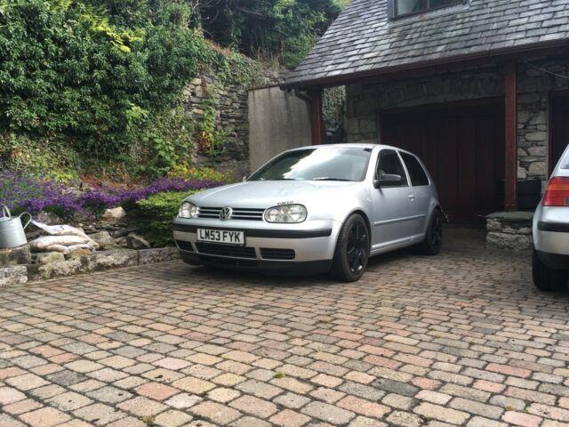 Volkswagen Golf Mk4 1.9 Gt Tdi Pd130 Modified
