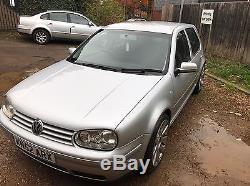 Volkswagen Golf Mk4 1.9 TDI SE, Diesel VW Not Audi Skoda