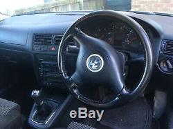 Volkswagen Golf Mk4 Gt Tdi 130 2003