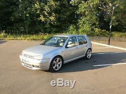 Volkswagen Golf Mk4 Gt Tdi 150 5 Dr Silver 133k