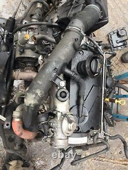Volkswagen Golf Mk4 Gt Tdi Complete Engine