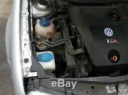 Volkswagen Golf Mk4 Gt Tdi Pd 130 Asz Engine Low Mileage 137k Full History