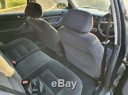 Volkswagen Golf Mk4 TDI PD Low Mileage, FSH, Mint Example