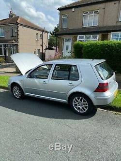 Volkswagen Golf Mk 4 1.9 GT TDI FVWSH Leathers Heated Seats Must See