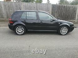 Volkswagen Golf mk4 1.9 GT TDI PD (130 bhp)2002 hatchback and only100500 miles