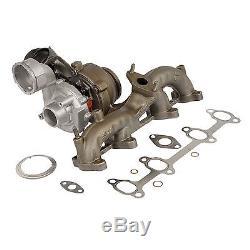 Volkswagen Jetta V Passat B6 1.9 TDI 77 Kw 105 HP 751851 Turbocharger Turbo