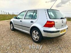 Volkswagen Mk4 Golf Match TDI