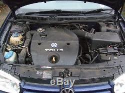 Volkswagen Mk 4 Golf 1.9 TDI Estate