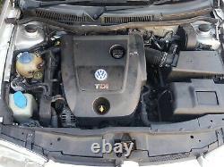 Volkswagen Vw Golf Mk4 Asz 130 Gt Tdi Engine Seat Skoda