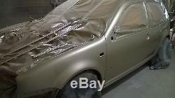 Volkswagen golf gt tdi 130 mk4 remap pd engine