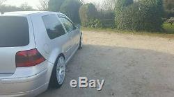 Volkswagen golf gt tdi mk4 modified dub