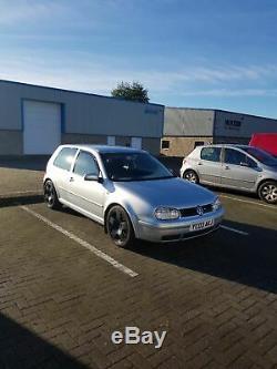 Volkswagen golf gt tdi pd150 mk4 reduced