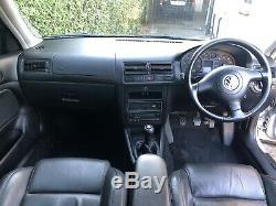 Volkswagen golf mk4 / IV 1.9 GT TDI 130bhp 3-door vw diesel GTI