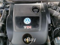 Volkswagen golf mk4 TDI estate Silver