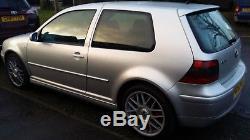 Volkswagen golf mk4 anniversary 1.9 gt tdi spares or repair
