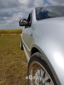 Volkswagen golf mk4 pd130 silver gt tdi remapped vw 150