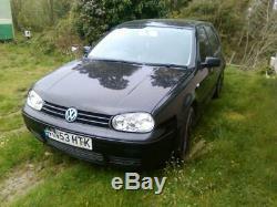 Volkswagen golf mk 4 GT TDI diesel remapped to 180 bhp