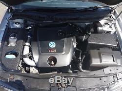 Volkswagen mk4 golf 25th anniversary anni tdi pd150 2002 us spec air ride