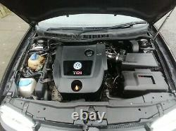 Volkswagen mk4 golf gt tdi