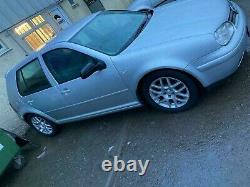 Volkswagen vw golf gt tdi pd130 mk4 AVAILABLE AFTER 1ST MAY