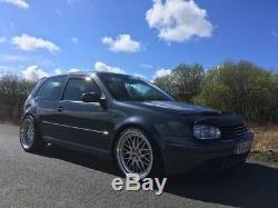 Volkswagen vw golf mk4 vr6 4motion (not gti gt tdi)