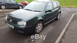 Volkswagon Golf SE TDI Mk4, 2001, 153000 miles diesel
