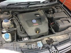 Volkswagon Golk Mk4 GTI TDI 150
