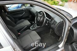 Volkswagon VW Golf GT TDI 130hp Mk4 Silver, 5 door Hatchback Manual Diesel