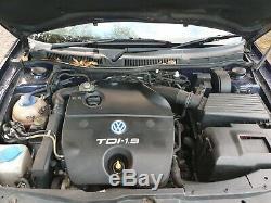 Volkwagen Golf 1.9 TDI Mk 4