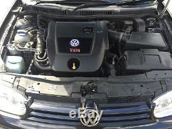 Volkwagen Golf Mk4 1.9 Gt Tdi 150BHP 3dr Arl