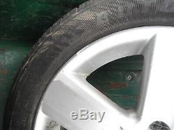 Vw Beetle 16 Alloy Wheels+tyres Golf Passat Mk4 Gti Tdi 6q0601025s Audi Skoda