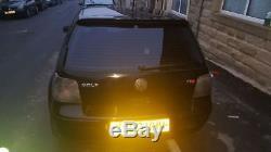 Vw Golf 1.9 GT TDI 130, BLACK, MK4 02 PLATE