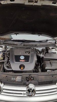 Vw Golf Gt Tdi Mkiv Mk4 3 Door 2003 150bhp