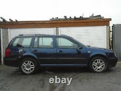 Vw Golf Mk4 1896cc 1.9 Tdi Diesel 5 Speed Automatic Gearbox / Fga / 2001-2004
