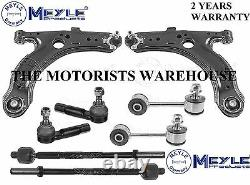 Vw Golf Mk4 1.9 Gt Tdi Front Wishbone Arms Links Inner Outer Rack Tie Rod Ends