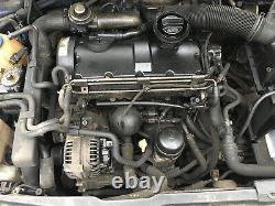 Vw Golf Mk4 1.9 Tdi ATD Diesel Engine