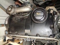 Vw Golf Mk4 1.9 Tdi Engine Atd Fully Tested & Checked 2001 2005 91,119 Miles