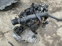 Vw Golf Mk4 Bora 1.9 Tdi Pd130 Asz Engine Complete With Turbo & Gearbox