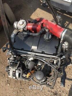 Vw Golf Mk4 Bora Leon 1.9 Gt Tdi Pd 130 Bhp Engine Asz Code With Turbo Injectors