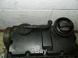 Vw Golf Mk4 Bora Leon 1.9 Gt Tdi Pd 130bhp Asz Bare Engine Low Mileage 76000