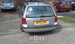 Vw Golf Mk4 Eastate 1.9 Tdi