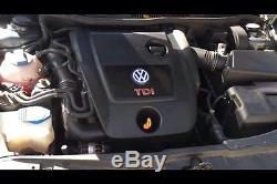 Vw Golf Mk4 TDI Engine & Gearbox Breaking Full Car