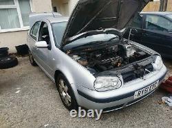 Vw Golf Mk4 / Vw Bora 1998-2005, 1.9tdi Engine, Code-asz
