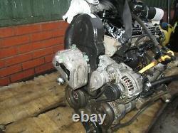 Vw Golf Mk4 / Vw Bora 1998-2005, Complete 1.9tdi Engine, Code-asz 134k Miles