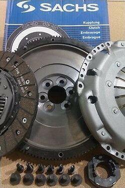 Vw Golf Mkiv 4 1.9 Tdi Agr, Ahf, Alh, Asv, Axr Dual To Smf Flywheel + Sachs Clutch