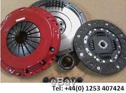 Vw Golf Mkiv 4 1.9 Tdi Agr, Ahf, Alh, Asv, Axr L&b Flywheel + Kevlar Clutch